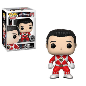 Power Rangers Funko Pop - Red Ranger Jason