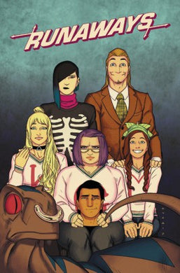 Marvel Runaways By Rainbow Rowell Vol. 2: Best Friends Forever, Poptastic,