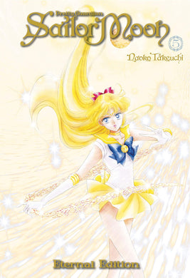 Sailor Moon Eternal Edition 5, Poptastic,