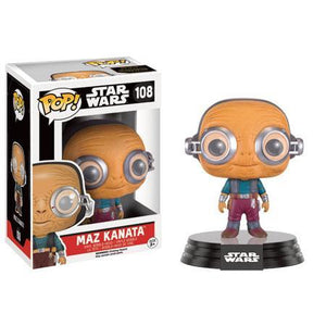 Maz Kanata, Poptastic, Funko Pop UK, Funko Pop Vinyl, Weston Super Mare, Pop Vinyl