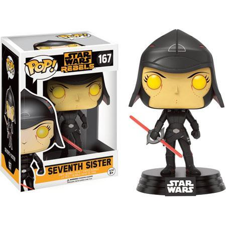 Seventh Sister, Poptastic, Funko Pop UK, Funko Pop Vinyl, Weston Super Mare, Pop Vinyl