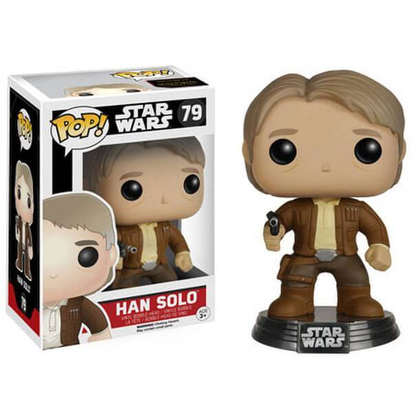 Star Wars Funko Pop - Han Solo-Poptastic Weston Super mare