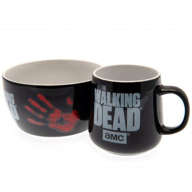 The Walking Dead Breakfast Set