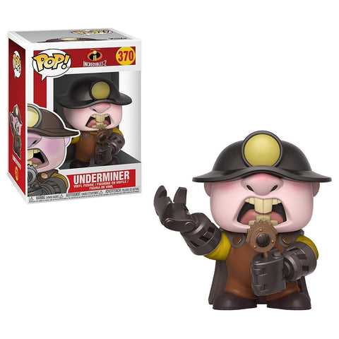 Underminer, Poptastic, Funko Pop UK, Funko Pop Vinyl, Weston Super Mare, Pop Vinyl
