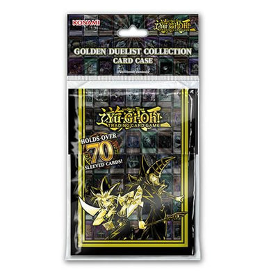 Yu-Gi-Oh! - Golden Duelist Card Case, Poptastic,