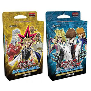 Yu-Gi-Oh! Speed Duel Destiny Masters and Duelists of Tomorrow Starter Decks