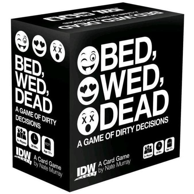 Bed Wed Dead, Poptastic,