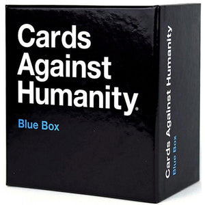 Cards Against Humanity Blue Box, Poptastic,