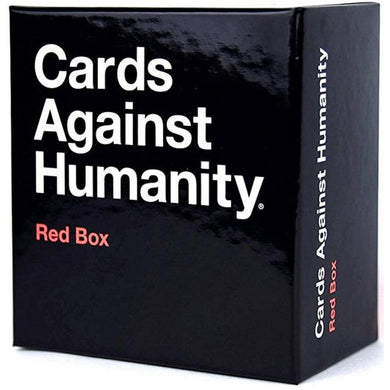 Cards Against Humanity Red Box, Poptastic,