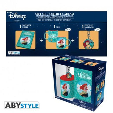 Disney The Little Mermaid Gift Set