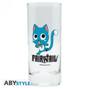 Fairy Tail Glass - Happy