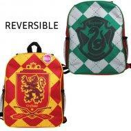 Harry Potter 2 House Reversible Backpack-Poptastic Weston Super mare