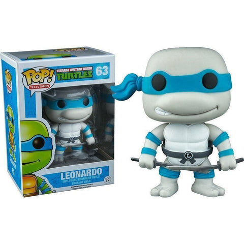 Leonardo, Poptastic, Funko Pop UK, Funko Pop Vinyl, Weston Super Mare, Pop Vinyl