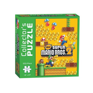 Nintendo Puzzle New Super Mario Bros. 2
