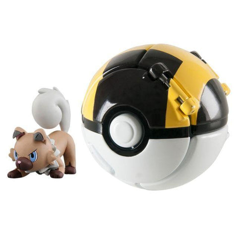 Rockruff + Ultra Ball, Poptastic, Funko Pop UK, Funko Pop Vinyl, Weston Super Mare, Pop Vinyl