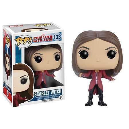 Scarlet Witch, Poptastic, Funko Pop UK, Funko Pop Vinyl, Weston Super Mare, Pop Vinyl