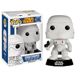 Snowtrooper, Poptastic, Funko Pop UK, Funko Pop Vinyl, Weston Super Mare, Pop Vinyl