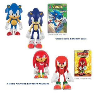 Classic Sonic Comic Set, Poptastic, Funko Pop UK, Funko Pop Vinyl, Weston Super Mare, Pop Vinyl