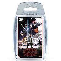 Star Wars The Last Jedi Top Trumps-Poptastic Weston Super mare