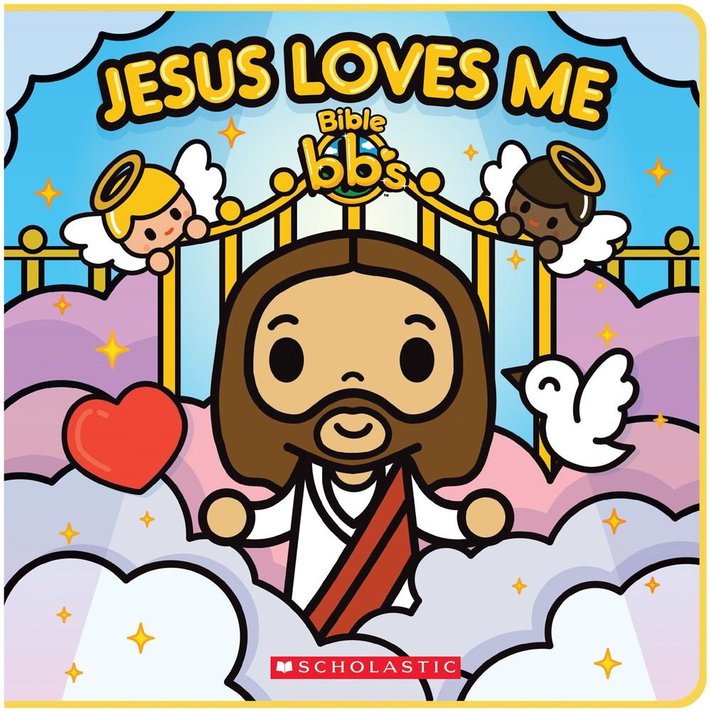 Jesus Loves Me Book