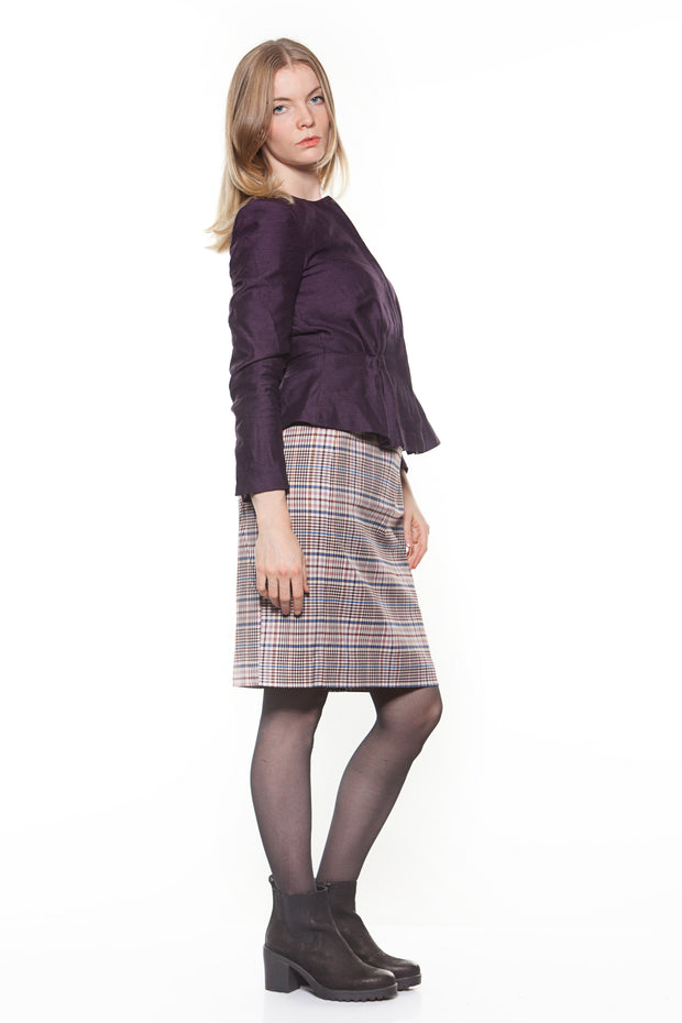 H&M - Blazer Deep Purple
