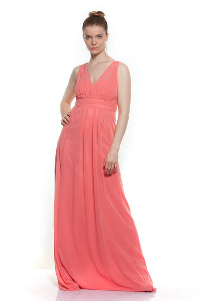 Maids to Measure - Abendkleid Peach