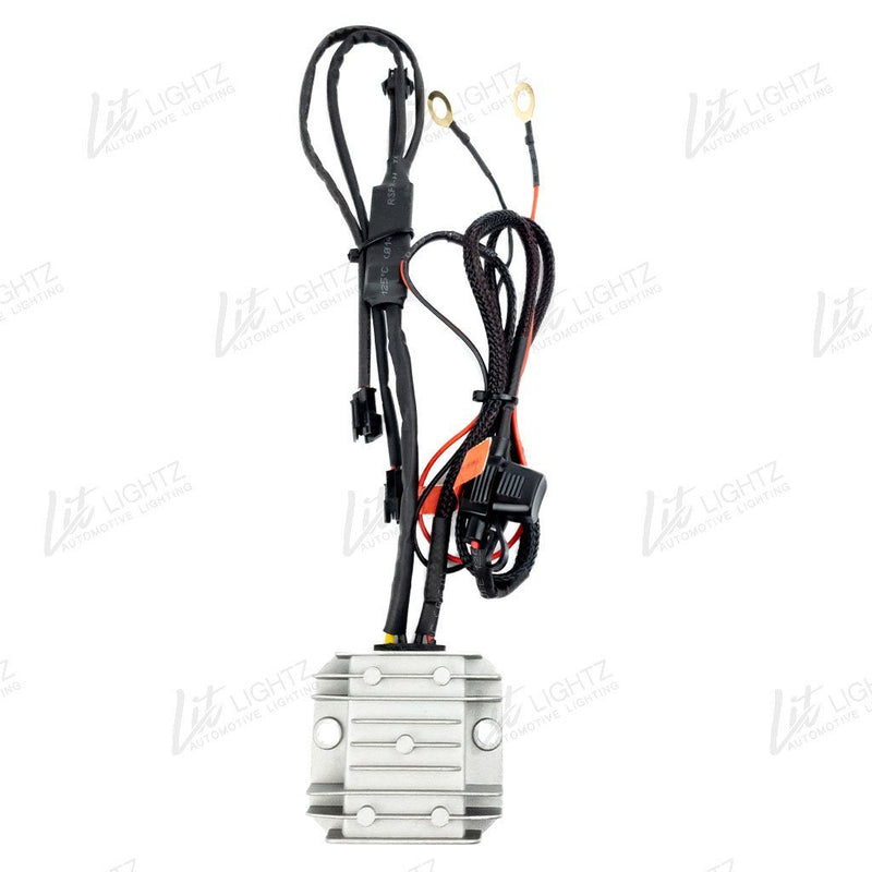 2 Connector Power Converter - LitLightz.com