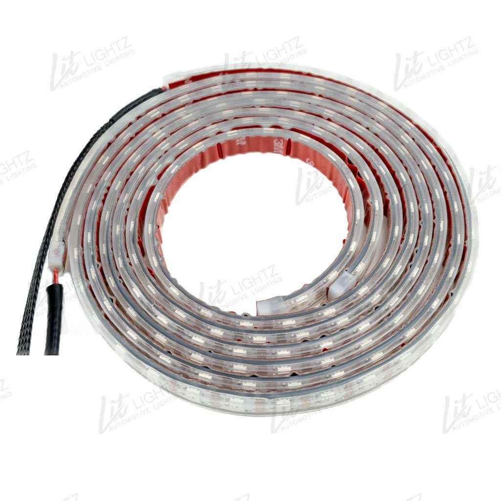36 Inch Color Chasing LED Strips - LitLightz.com