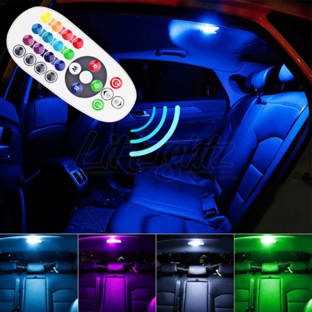 RGB Interior Dome Light (Universal) LitLightz.com