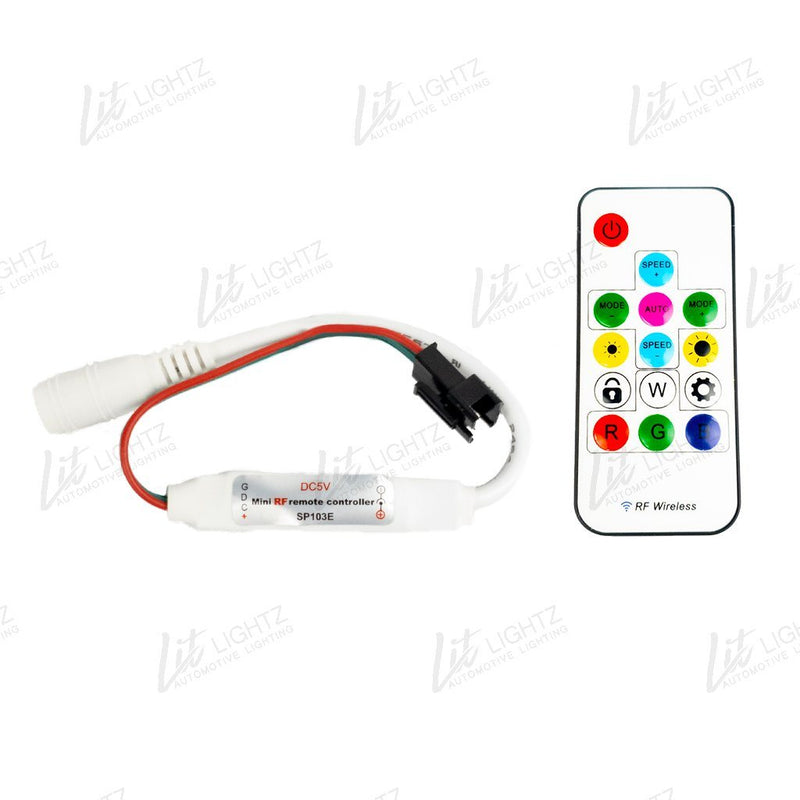 Color Chasing Series RF Controller