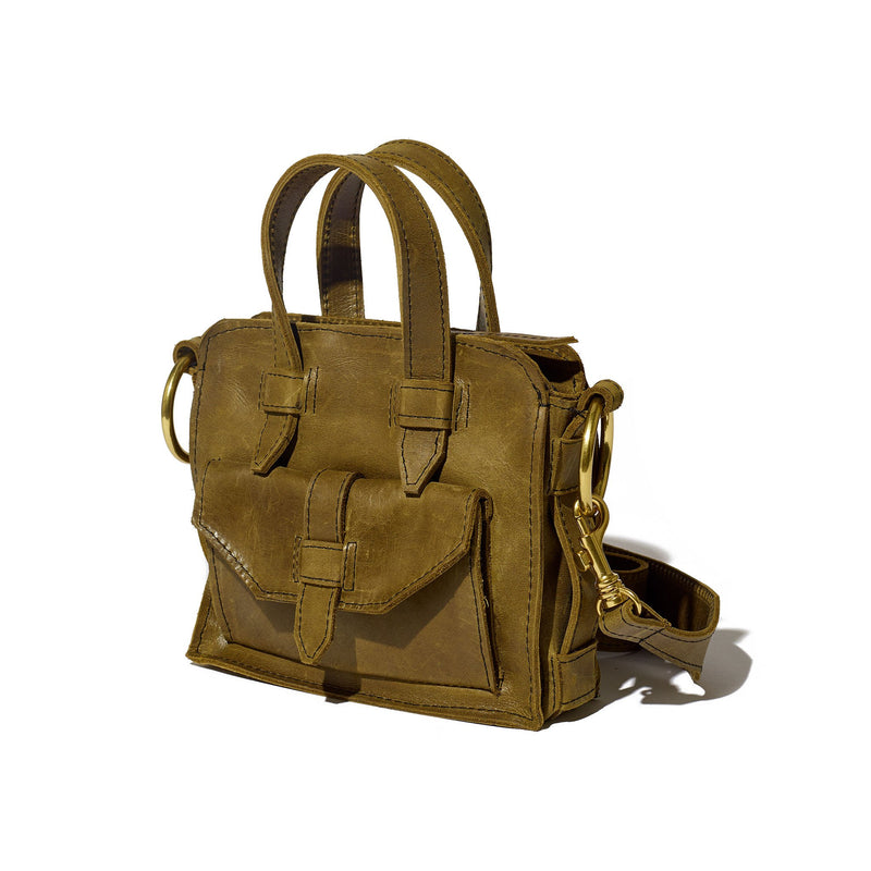 Day Small Carryall // Olive - Raven + Lily