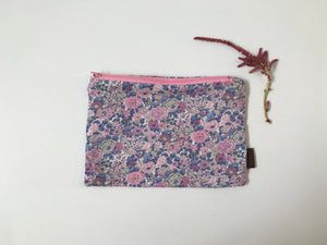 Dusty Pink- Clutch