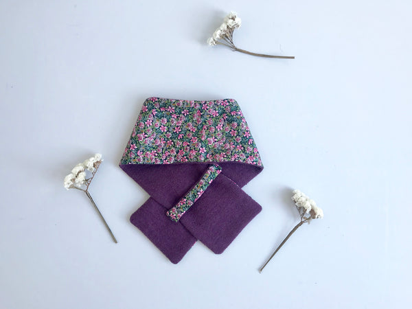 Floral scarf (Limited)
