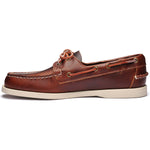 DOCKSIDE PORTLAND WAXED - BROWN