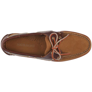 PORTLAND SPINNAKER NBK FGL - BROWN TAN-DK BROWN-GUM