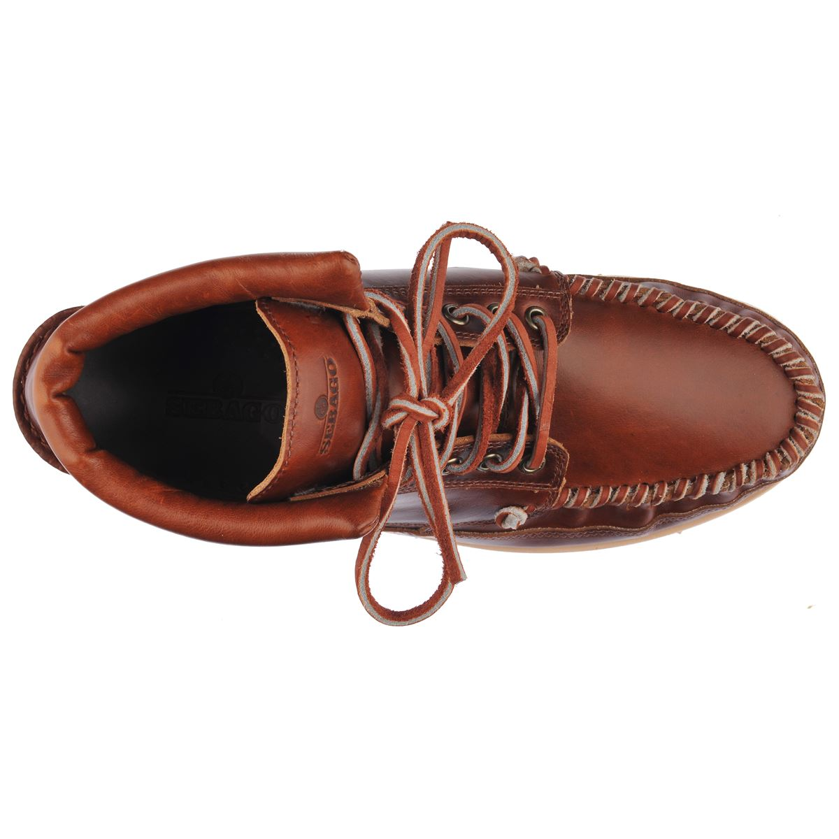 SENECA MID - BROWN/CINNAMON