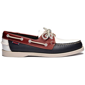 PORTLAND SPINNAKER - NAVY/RED/WHITE