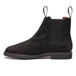 CHELSEA SUEDE POLARIS W - BLACK