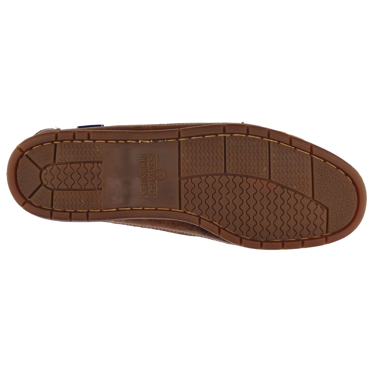 SCHOONER CRAZY HORSE - BROWN TAN