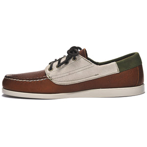 ASKOOK - DARK BROWN/GREEN