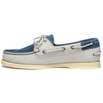 PORTLAND JIBS - BLUE/OFF WHITE