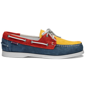 PORTLAND JIBS - BLUE/YELLOW/RED/BLUE