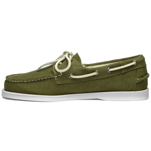 PORTLAND ZEN CANVAS - GREEN MILITARY