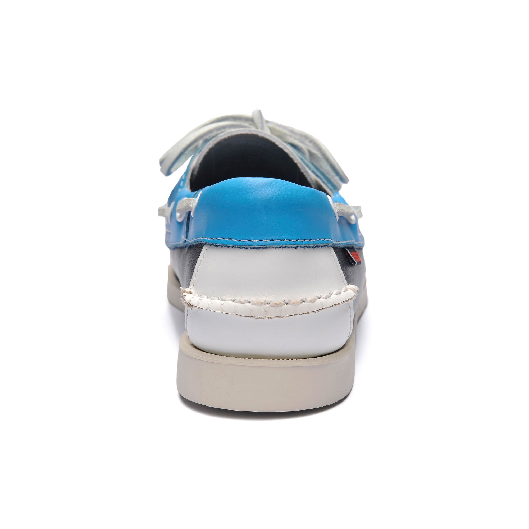 DOCKSIDE PORTLAND SPINNAKER WMN - NAVY/LT BLUE/WHITE