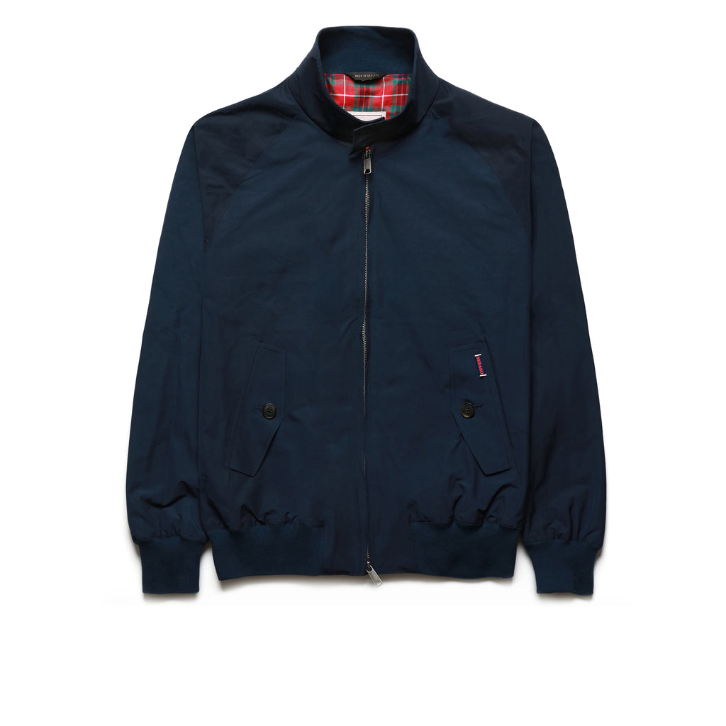 BARACUTA JACKET G9 - NAVY