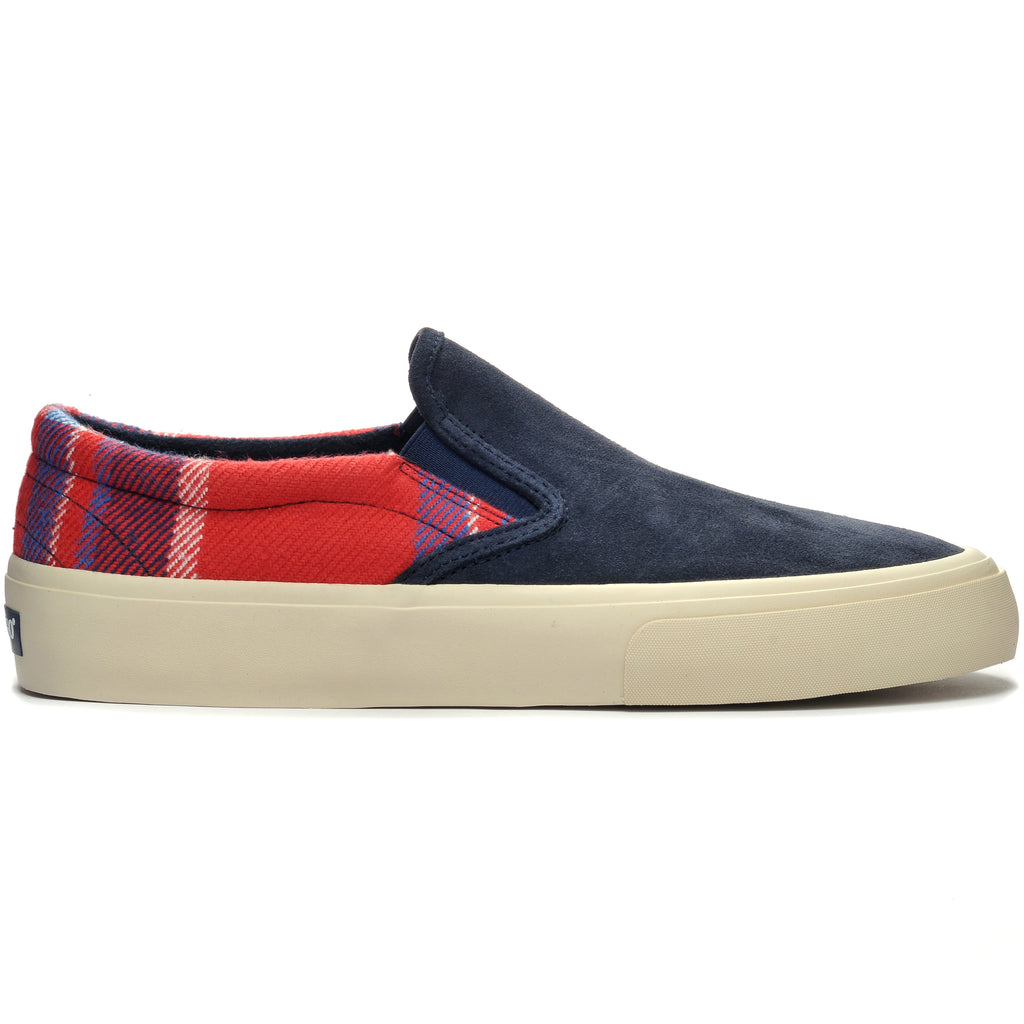 JACK WOOL - BLUE NAVY-RED BLUE