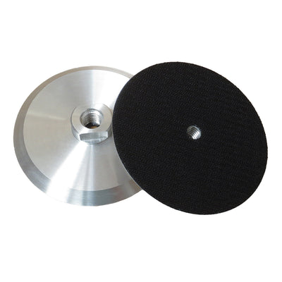 Aluminum Backer Pad 7""