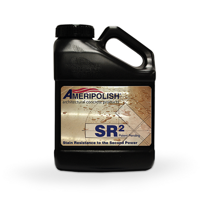 Ameripolish SR2 Stain Resistor (Water Based) - 1 Gallon