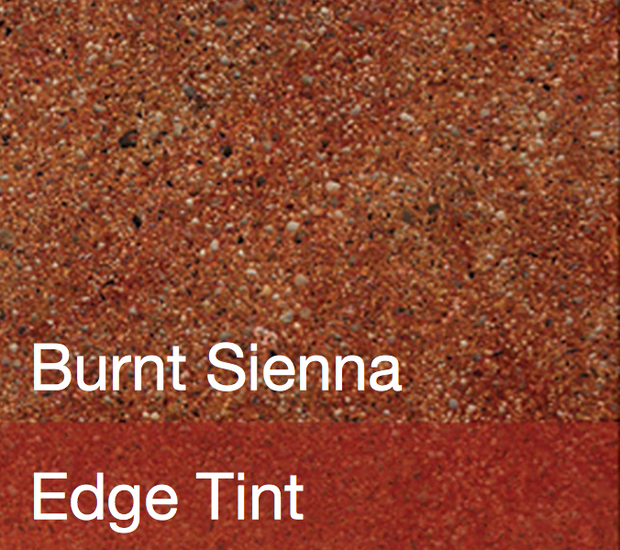Burnt Sienna Ameripolish SureLock Dye - Color Sample Bottle