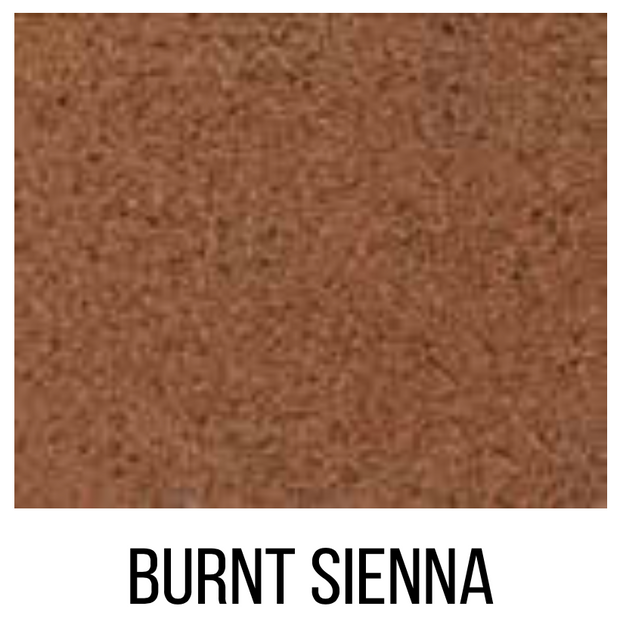 Burnt Sienna Color Juice Dye Sample Bottle